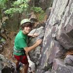 Getting Ready to Rock Climb