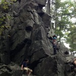 Interstate State Park - Rock Climbing