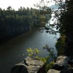 St. Croix River - Rock Climbing at Taylors Falls, MN