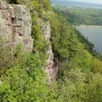 West Bluff view